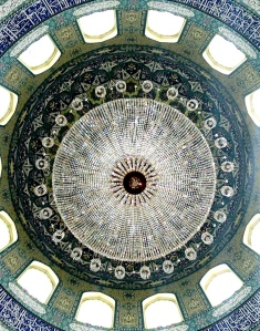Chandelier dome
