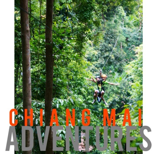 Chiang Mai adventures