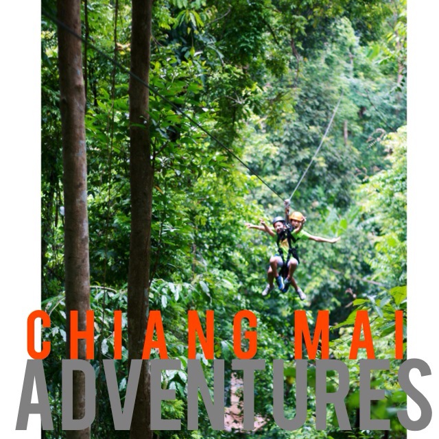 Chiang Mai adventures