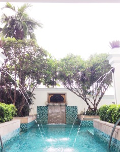 Pooltime at Le Meridien Chiang Mai